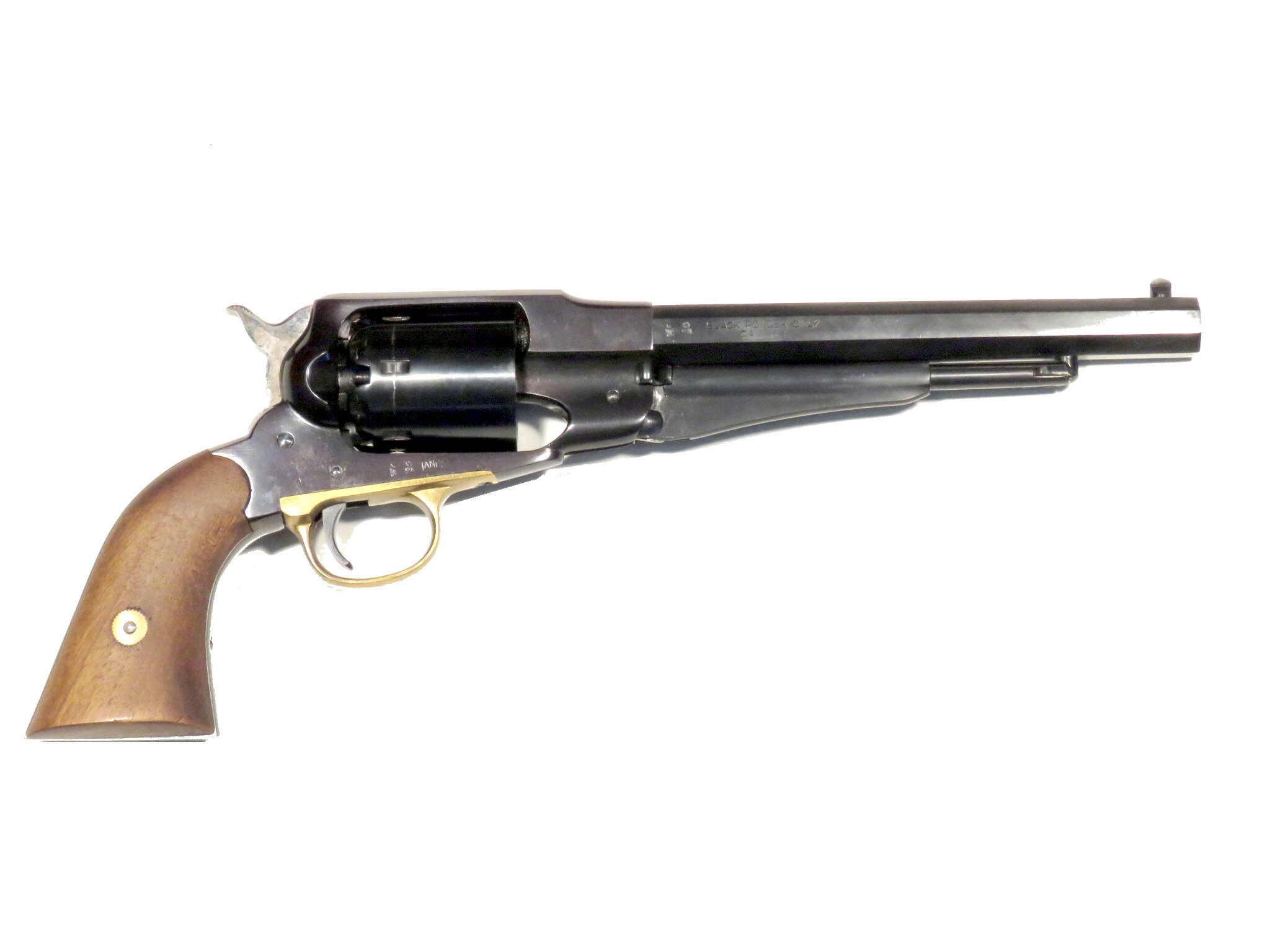 revolver mod. 1858 New Army  con scatola originale
