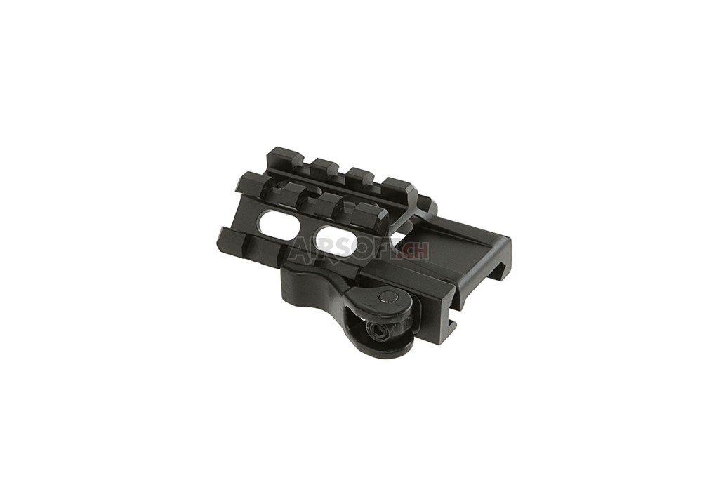 Triple Rail QD Angle Mount