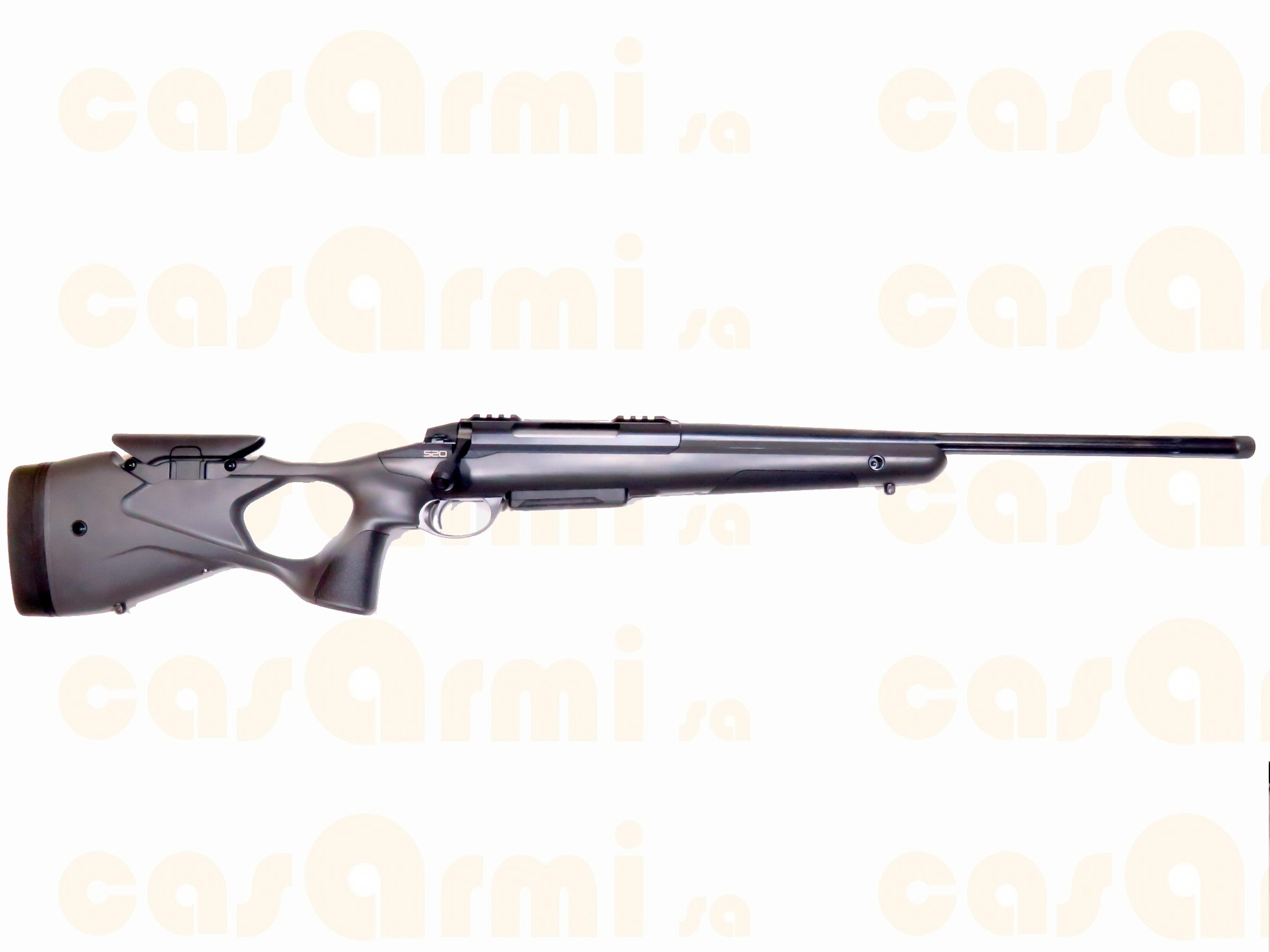 mod. S20 Hunting Fluted  canna 20