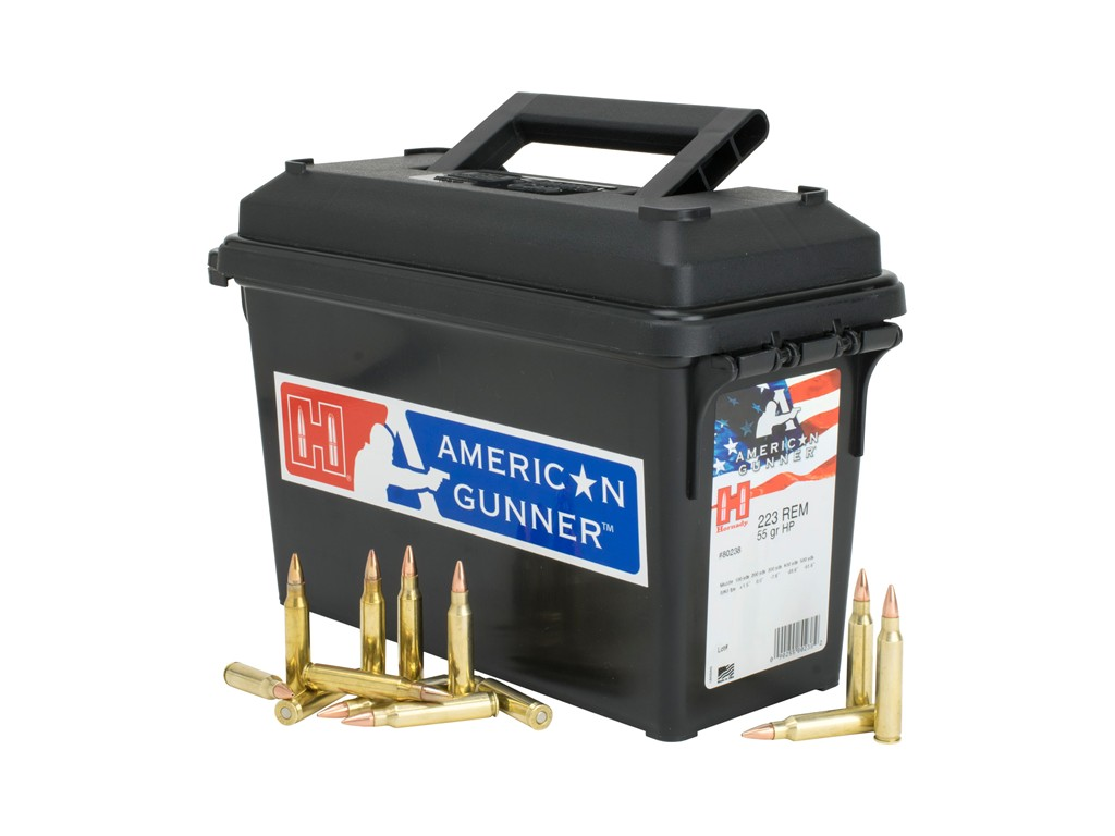 Frontier FMJ 55gr  (box 500 rounds)